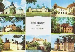 Corbigny   H146         ( 8 Vues  )  Ses Châteaux - Corbigny