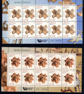 Lithuania / Europa 2015 / Set 2 MS - 2015