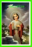 IMAGES RELIGIEUSES MINI - JÉSUS - ÉCRITE - NB No 6-029 - - Devotion Images