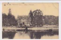 BELGIUM -  AK 381922 Thourout - Chateau De Wynendaele - Torhout
