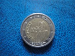 2 Euros Espagne 2005 Don Quichotte - España