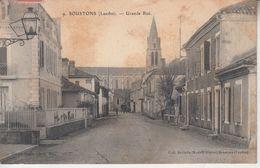 LANDES - SOUSTONS - Grande Rue - Soustons