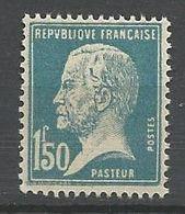PASTEUR N° 181 NEUF** LUXE SANS CHARNIERE TRES BON CENTRAGE / MNH - Unused Stamps