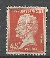 PASTEUR N° 175 NEUF** LUXE SANS CHARNIERE TRES BON CENTRAGE / MNH - Unused Stamps