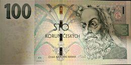 100 Korun Czech Republic UNC 2018 - Repubblica Ceca