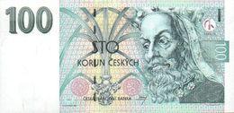 100 Korun Czech Republic UNC 1997 - Repubblica Ceca
