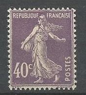 SEMEUSE N° 236 NEUF** LUXE SANS CHARNIERE TRES BON CENTRAGE / MNH - Unused Stamps