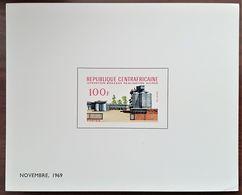 EL - CENTRAFIQUE CENTRAFRICAINE - 1970 - EPREUVE DE LUXE - SICPAD - OPERATION BOKASSA - YT 126C - Central African Republic