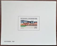 EL - CENTRAFIQUE CENTRAFRICAINE - 1970 - EPREUVE DE LUXE - SICPAD - OPERATION BOKASSA - YT 126A - Central African Republic