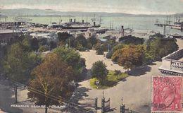ASTR4  --  HOBART  --  FRANKLIN SQUARE  --  1917 - Hobart