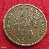 New Caledonia 100 Francs 2001 KM# 15 *VT Nouvelle Caledonie - Nouvelle-Calédonie