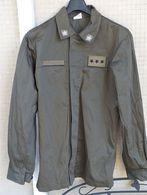 Giacca Mimetica Sperimentale Capitano E.I. Del 1991 Tg. 56 Etichettata Mai Usata - Uniforms