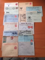 +++ Sammlung 15 Briefe Deutsches Reich Werbung +++ - Francobolli