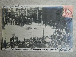 MADRID         ATENTADO DU 31 DE MAYO 1906       CONTRA ALFONSO XIII - Madrid
