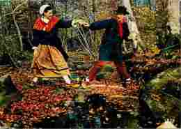 Folklore - Costumes - Morvan - Folklore Morvandiau - Voir Scans Recto Verso - Costumes