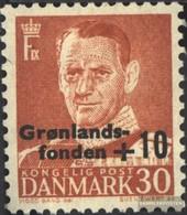 Denmark 370 (complete Issue) Fine Used / Cancelled 1959 Grönlandhilfe - Denmark