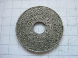 Morocco , 25 Centimes 1921 - Marokko