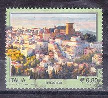 2015  TRICARICO Serie Turistica  USATO - 6. 1946-.. Repubblica