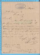 Richmond  Quebec -1900 - Frais D'enregistrement à J.R. Danison Richmond $5.00 (autographe Du Registrateur, Drummondville - Canada