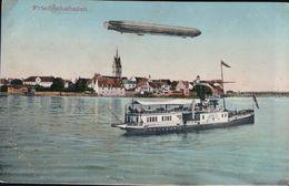 Friedrichshafen (Kaiser Whilhelm Und Zeppelin) - Friedrichshafen