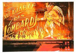 Au Diable Des Lombards  Restaurant Paris - Hotels & Restaurants