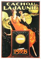 Publicité Cachou Lajaunie  Femme - Advertising