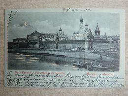 MOSCOU           VUE GENERALE DU KREMLIN - Russland