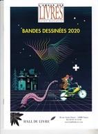 L'amour Des Livres BD 2020: Une Année Sans Cthulhu Clérisse Smolderen... - Livres, BD, Revues
