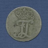 Hessen Kassel Albus 1770 F.U. Friedrich II., Schütz 1899 Sehr Schön (m2630) - [ 1] …-1871 : Stati Tedeschi