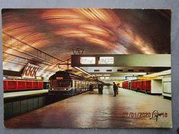 CP 75 Paris STATION NATION Du R.E.R Ligne De Boissy Saint Léger De La R.A.T.P. >VINCENNES SAINT MAUR JOINVILLE CHAMPIGNY - Métro