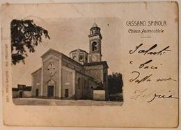 Cassano Spinola Chiesa Parrocchiale - Alessandria