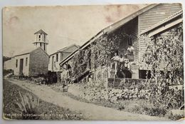 C. P. A. : ST. LUCIA : The Siegie LIGHTHOUSE & Signal Station - Sainte-Lucie