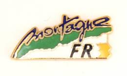 Pin's FR3 MONTAGNE - Le Logo - J429 - Mass Media