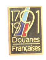 Pin's DOUANES FRANCAISES - Bicentenaire 1791 / 1991 - Winner - J434 - Police