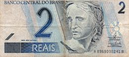BRAZIL 2 REAIS 2008 P-249d   Circ - Brasilien