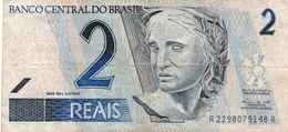 BRAZIL 2 REAIS 2001 P-249a   Circ - Brasilien