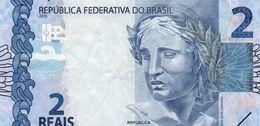 BRAZIL 2 REAIS 2013 P-252a   CIRC. - Brasilien