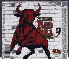 Malt Liquor - Schlitz - Red Bull - San Antonio - Texas - USA - Cygnus - Beer