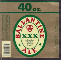 Beer - Ballantine - Ale - San Antonio - Texas - USA - Cygnus - Beer