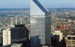 Citicorp Building And Manhattan Skyline - New York City - Manhattan
