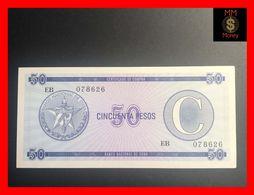 CUBA 50 Pesos 1991  P. FX 24  Serie C  UNC - Kuba