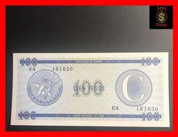 CUBA 100 Pesos 1991  P. FX 24  Serie C  UNC - Kuba