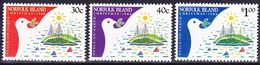 Norfolk Island 1986 Christmas Complete Set Mi 390-392 MNH ** - Norfolk Island