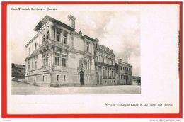 Cascaes Cascais - Casa Trindade Baptista 1900s Portugal - Lisboa