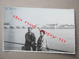 France / Briare - Bridge ( Real Photo ) - Briare