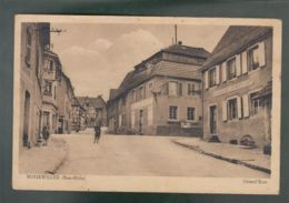 CP (67) Bouxwiller - Grand'Rue - Bouxwiller