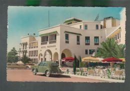 CP (Mar.) Agadir - Entrée De L'Hôtel Marhaba - Volkswagen Coccinelle - Agadir