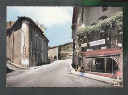 CP (26) Puy-Saint-Martin - Carrefour De La Grande Rue - France