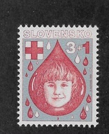 Slovakia 1993,Red Cross Issue,Scott # B28,VF-XF MNH** (AD-St) - Slovacchia