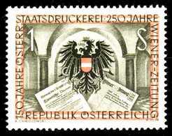 ÖSTERREICH 1954 Nr 1011 Postfrisch S5AD446 - 1945-.... 2. Republik
